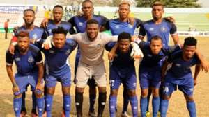 Enyimba line up