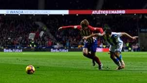 Luca Sangalli Real Sociedad Griezmann Atletico Madrid