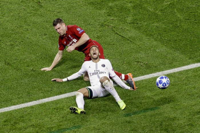 Neymar PSG Liverpool 1