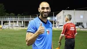 Rodrigo Mancha Trieste futebol amador Taça Kaiser 18 01 2019