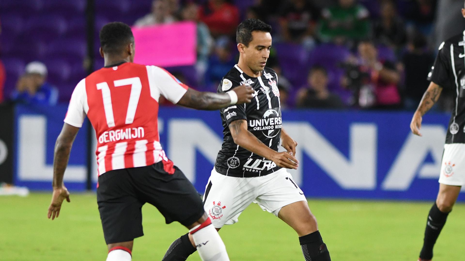 Jadson Corinthians PSV Florida Cup 10012018