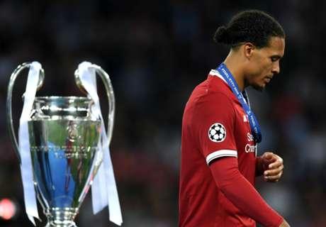 Van Dijk: Liverpool's rivals are jealous