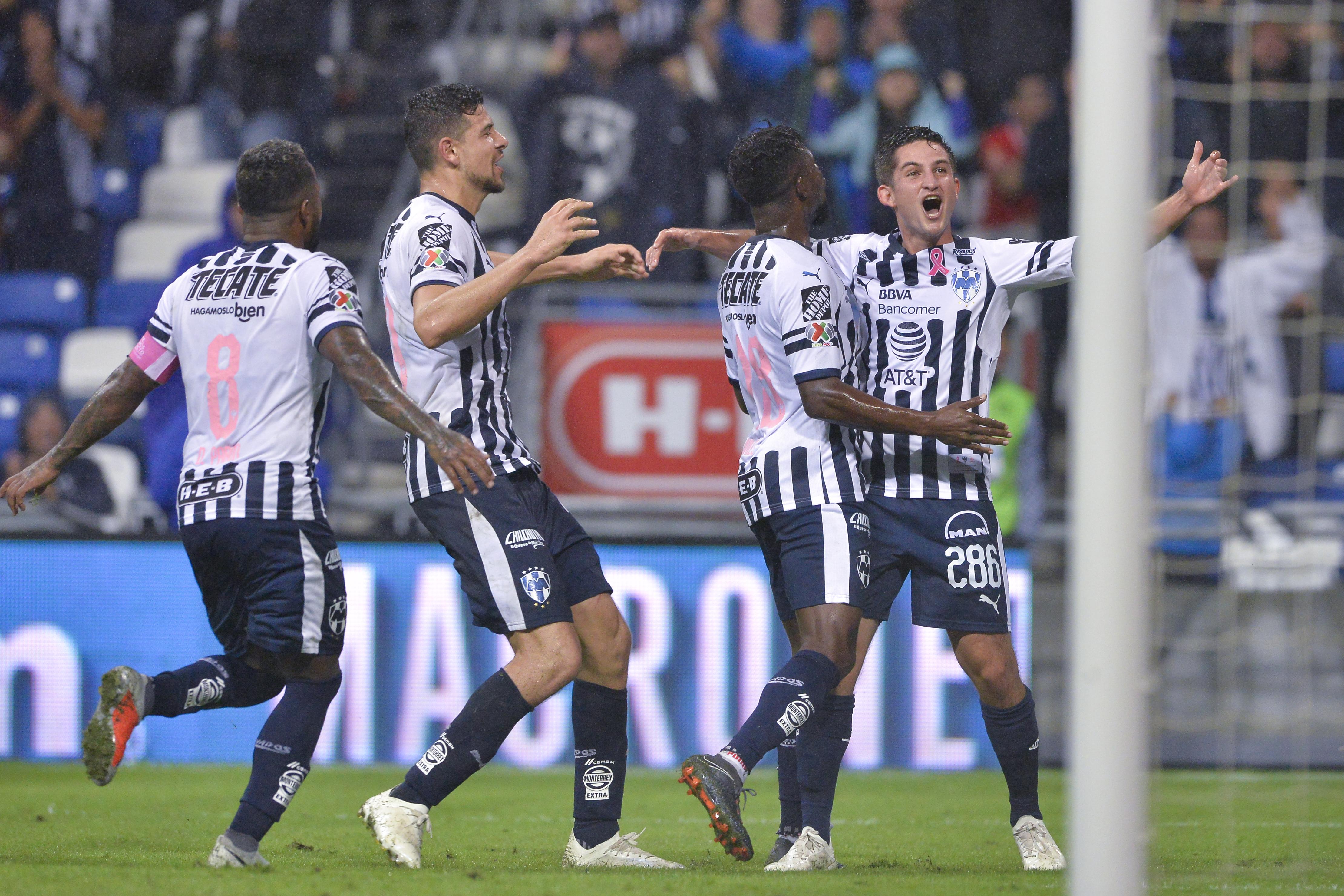 Monterrey Apertura 2018 Liga MX