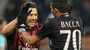 Lapadula Bacca Milan Cagliari Serie A