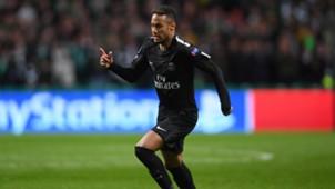 Neymar, PSG - Celtic Glasgow, Champions Leauge, 09122017