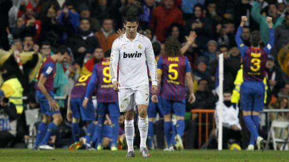 Real Madrid CF v FC Barcelona - Liga BBVA 25045017