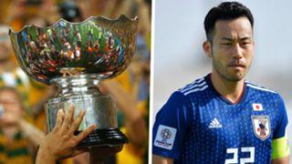 Asian Cup Maya Yoshida Japan