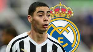 Miguel Almiron Real Madrid