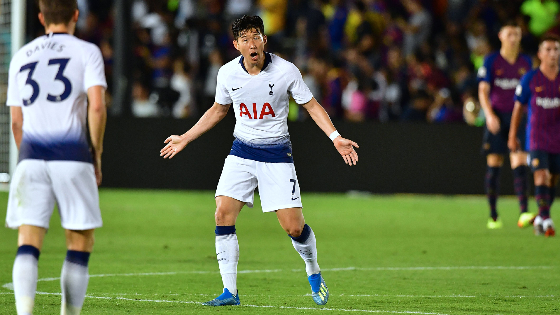 Tottenham International Champions Cup 2018