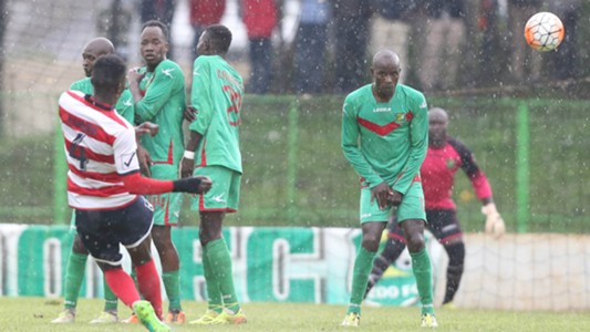 AFC Leopards v Zoo Kericho