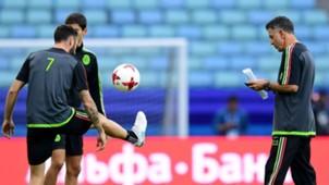 Juan Carlos Osorio Copa Confederaciones 2017