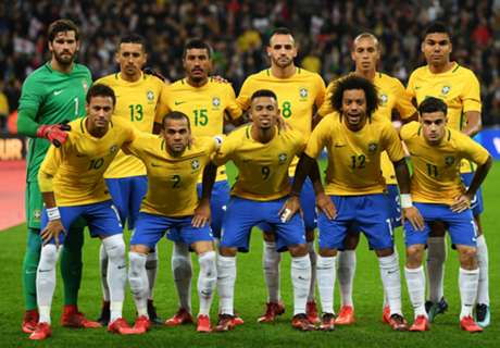 Brazil's schedule ahead of World Cup