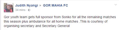 Judith Nyangi on Sonko deal