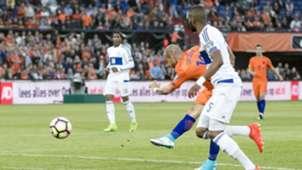 Wesley Sneijder, Nederland - Luxemburg, 09062017