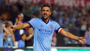 David Villa MLS NYCFC 08202017