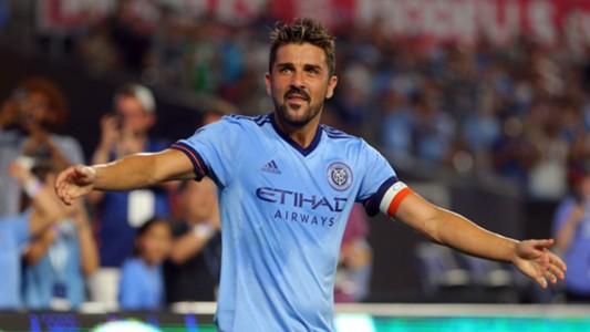 David Villa MLS NYCFC 08202017