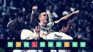 Besiktas Champions League Power Ranking GFX