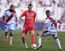 Gareth Bale Rayo Vallecano Real Madrid