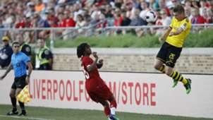 Lukasz Piszczek Borussia Dortmund FC Liverpool