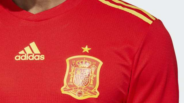 finest selection 6a383 88f31 Spain World Cup 2018 kit: New retro Adidas design ...