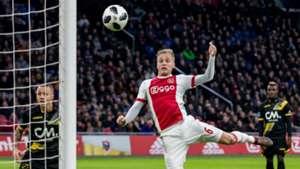 Donny van de Beek, Ajax - NAC, Eredivisie 02042018