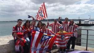 Fan Atlético Hyundai