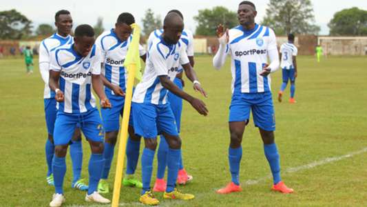 AFC Leopards celebrate against Sony Sugar.j
