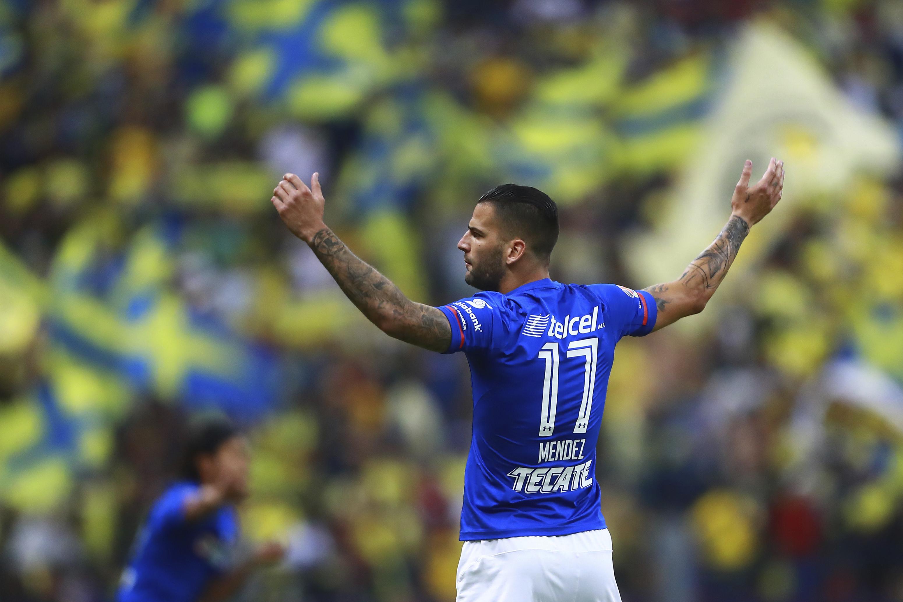 América vs Cruz Azul Clausura 2018 Liga MX