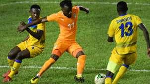 Ivory Coast Rwanda