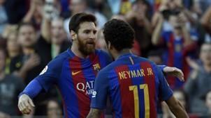 Lionel Messi Neymar