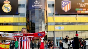 Real Atletico Supercup 15082018
