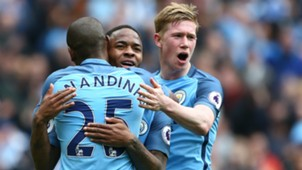 Kevin De Bruyne Manchester City Premier League