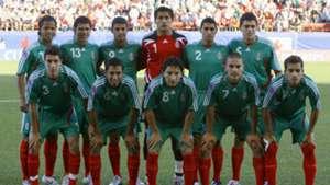 México Sub 20 Canadá 2007