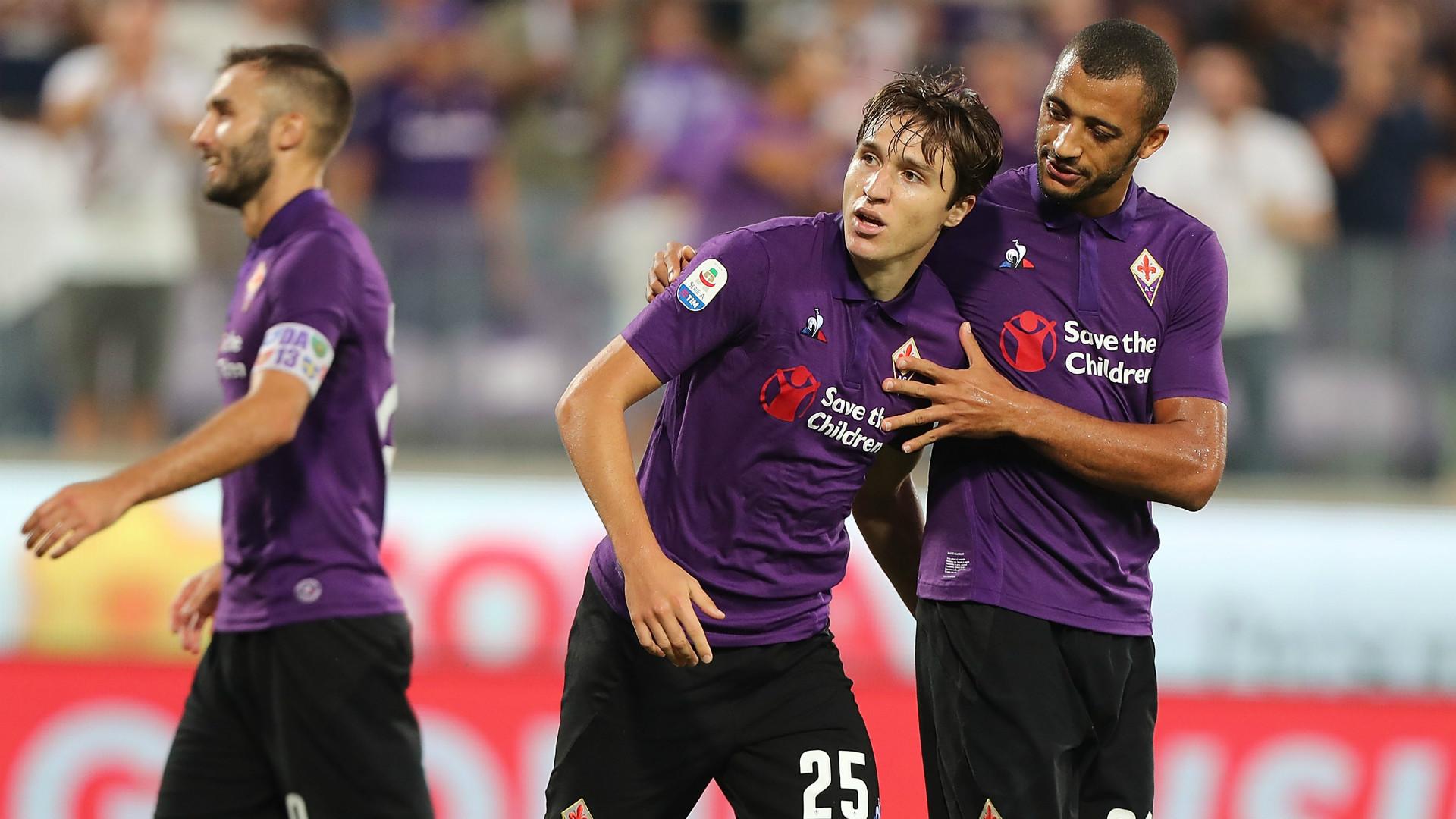 Chiesa celeb Fiorentina SPAL