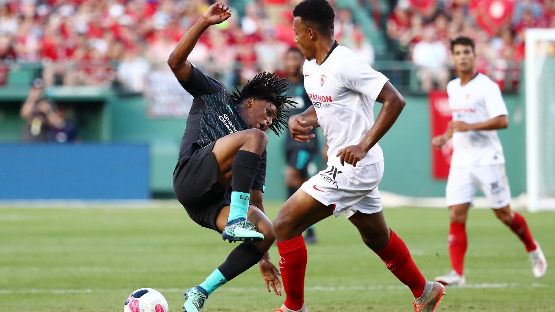Amical : Liverpool battu par le Séville FC - Foot - Amical