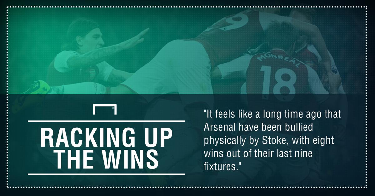 GFX Stoke City Arsenal betting