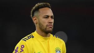 Neymar Brazil Uruguay Friendlies 16112018