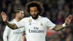 Marcelo Real Madrid 2018-19