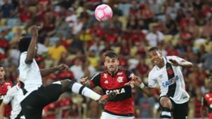 Vizeu Flamengo Vasco Brasileirão 28 10 2017