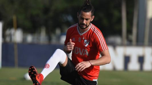 Marcelo Larrondo River Plate Pretemporada 2018