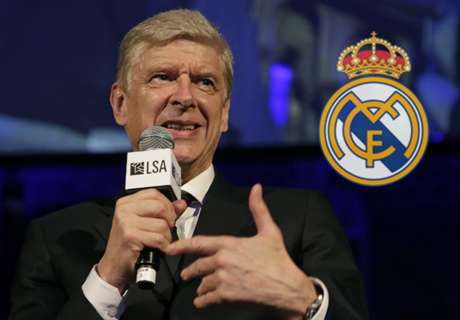 Wenger's Real Madrid talks revealed