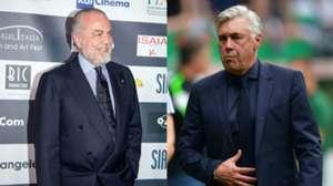 GFX De Laurentiis Ancelotti