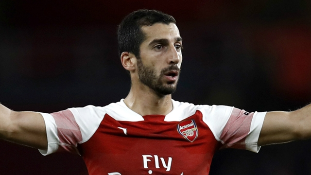 Image result for Henrikh Mkhitaryan