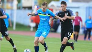Cibalia Lokomotiva Marko Pervan Luka Hujber