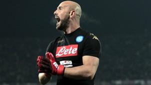 Pepe Reina - Napoli