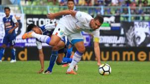 Wallace Costa Alves - Persela Lamongan & Arema FC