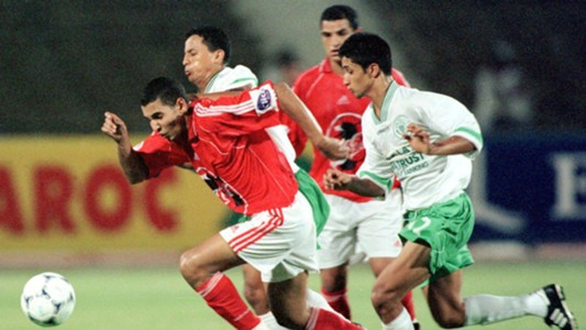الأهلي البطولة العربية