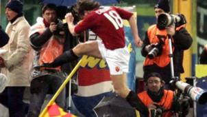 Cassano Roma Juventus