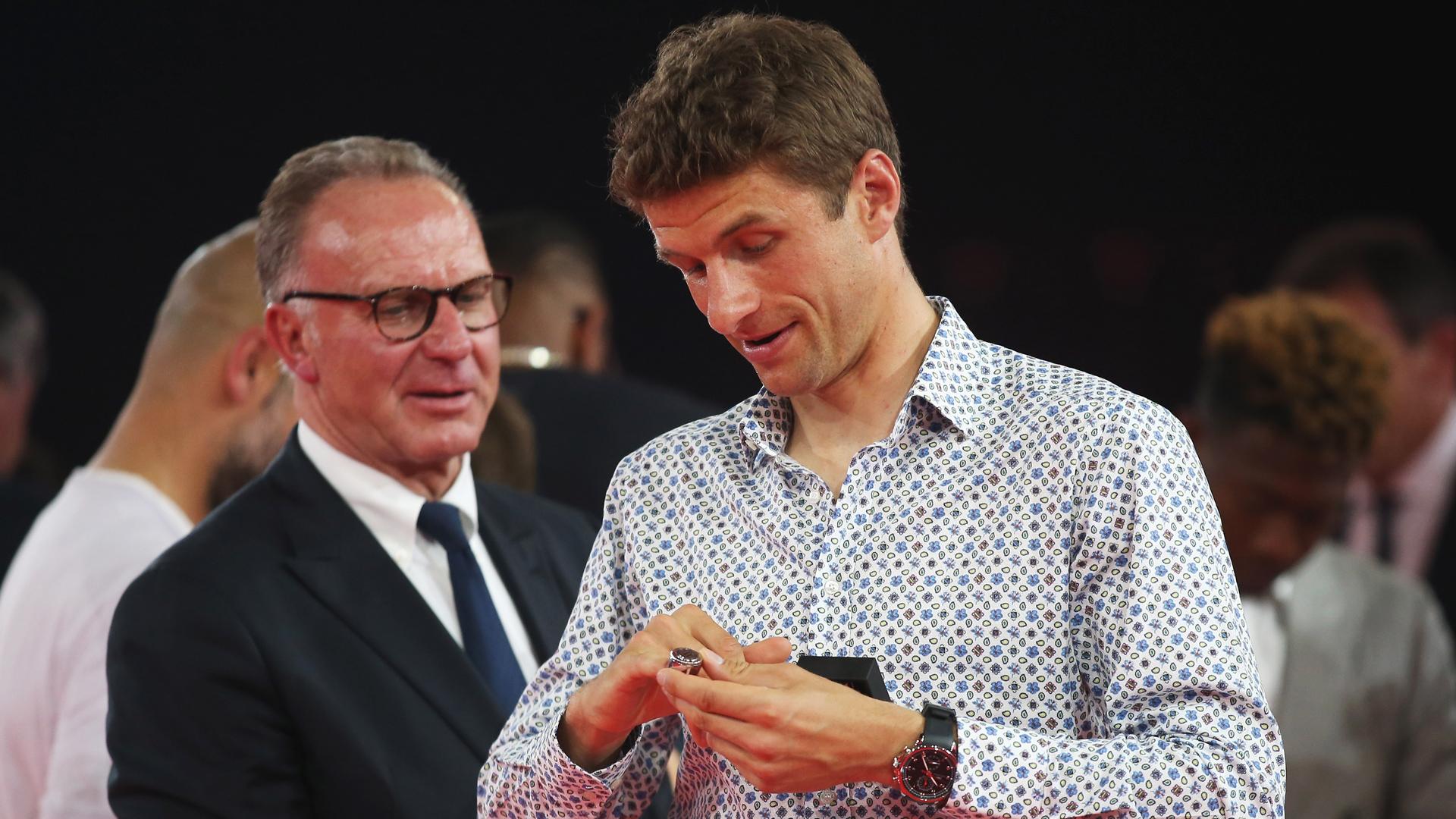 Bei Bayern nur Ersatz | BALLACK