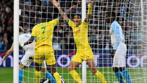 Diego Carlos Marseille Nantes Ligue 1 28042019
